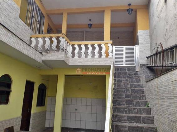 Sobrado Residencial Para Locação, Cidade Ademar, São Paulo. - So2560