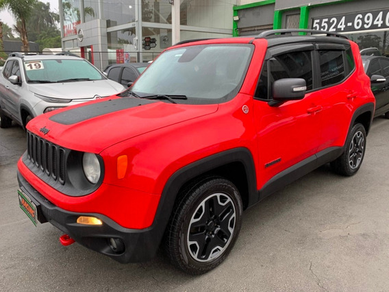 Jeep Renegade 2.0 Turbo Diesel Trailhawk 4x4 2016