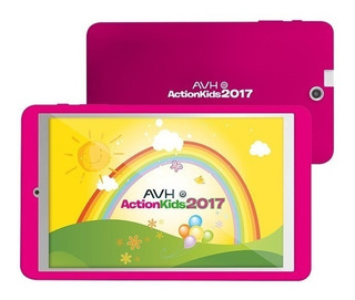 Tablet 7 Avh Action Kids Niños 8gb 2mpx 1gb Ram