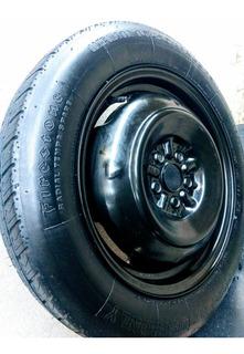 Llanta Refacción Firestone R16, Corolla