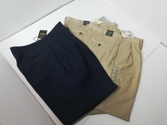 Pantalón Hombre 38x30 (1) Dockers (2) Eddie Bauer
