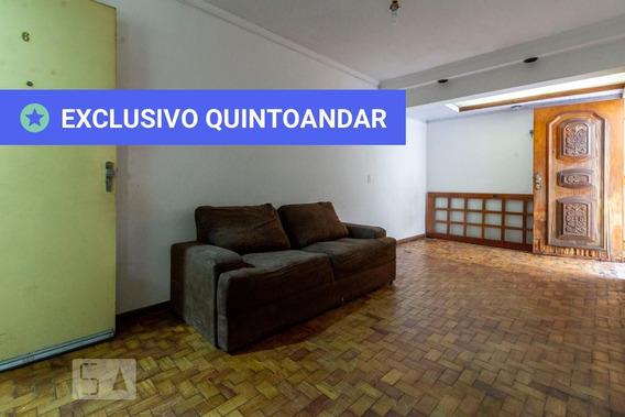 Apartamento Térreo Com 2 Dormitórios E 1 Garagem - Id: 892913379 - 213379