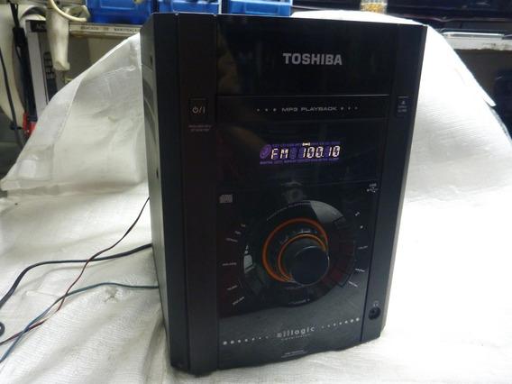 Aparelho De Som Toshiba Ms-7825mu C/ Defeito