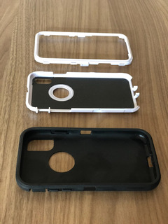 Capa Case Anti Impacto Iphone X Apple