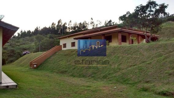 Chácara Residencial À Venda, Estância Suiça, Serra Negra. - Ch0007