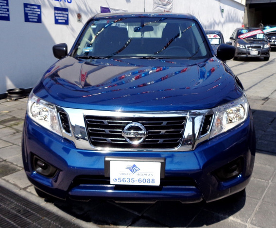Nissan Np300 Frontier Mod.2019 Doble Cabina