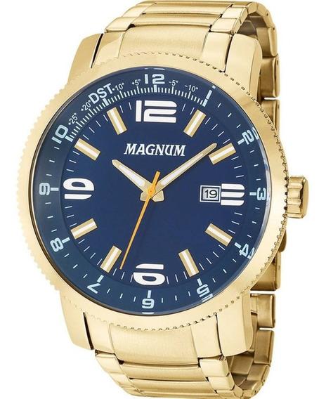 Relógio Magnum Masculino Ma33095a