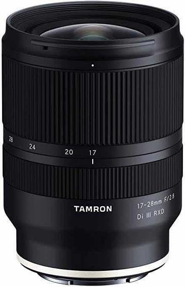 Lente Tamron 17-28mm F/2.8 Di-iii Rxd Para Sony