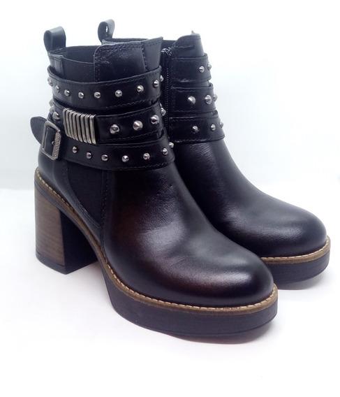 Botas Mujer Plataforma Y Taco Zuca Art L92 Zona Zapatos