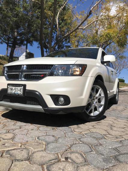 Dodge Journey 3.6 R-t Nav Dvd Mt 2014