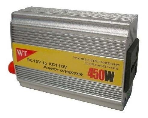 Transformador Inversor Conversor 450w De Potência 12v -110v