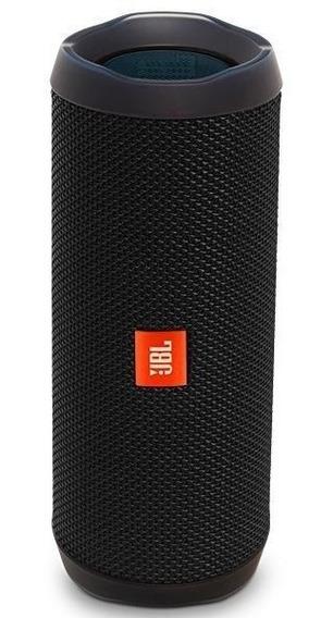 Speaker Jbl Flip 4 16w Com Bluetooth/auxiliar Bateria 3000 M