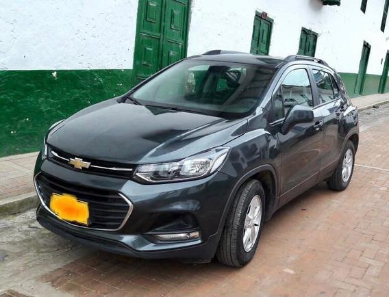 Chevrolet Tracker Ls Motor 1.8 2019 Gris Ratón 5 Puertas