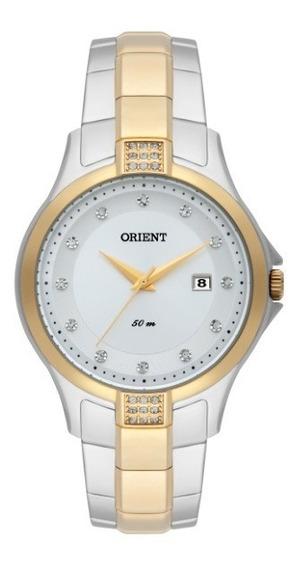 Relógio Orient Feminino Bicolor - 36314
