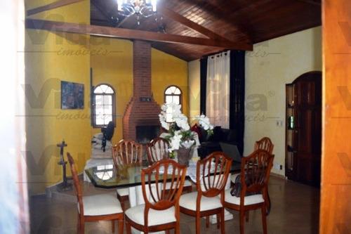 Imagem 1 de 15 de Chácara Em Porta Do Sol  -  Mairinque - 33620