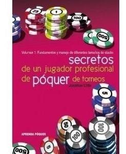 Imagen 1 de 1 de Secretos De Un Jugador Prof De Póquer De Torneos