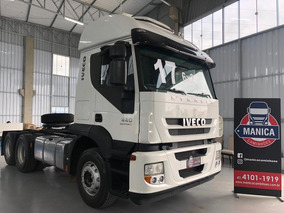 Iveco Stralis 440 6x2 2017