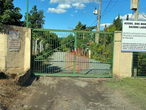 Imagem 1 de 15 de Chácara Com 2 Dormitórios À Venda, 1700 M² Por R$ 680.000 - Jardim Lagoa Nova - Limeira/sp - Ch0048
