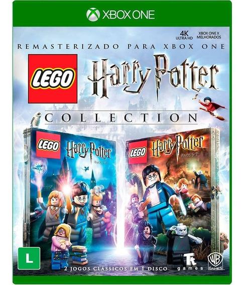 Jogo Infantil Lego Harry Potter Xbox One - Midia Fisica