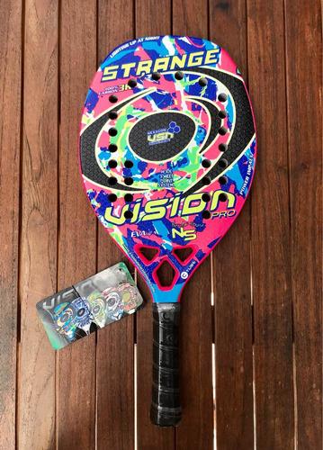 Raqueta De Beach Tennis Vision Strange 2020