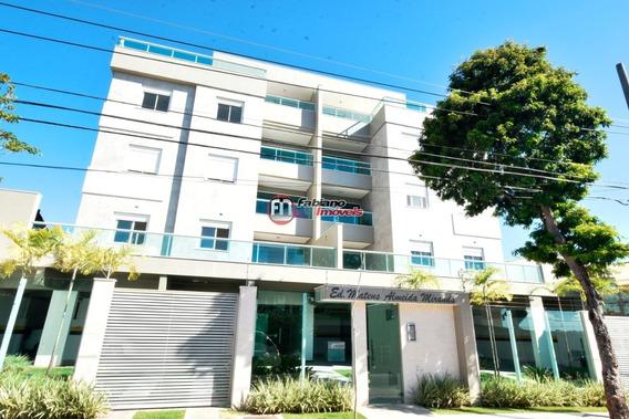 Apartamento Com 03 Quartos À Venda No Planalto, Belo Horizonte - Mg. - 5628