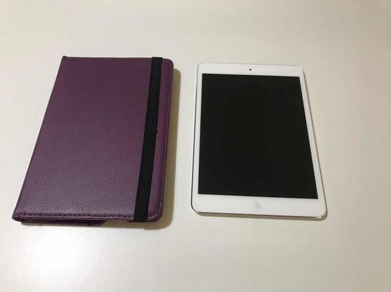 iPad Mini 1ª Geração 16g Com Capinha