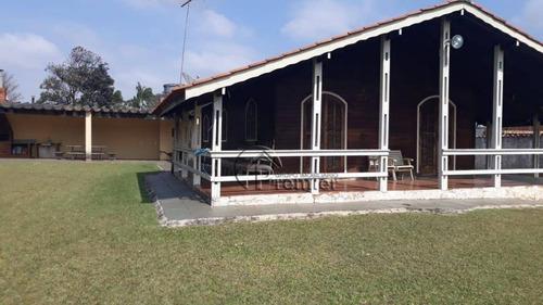 Chácara Com 3 Dormitórios À Venda, 1800 M² Por R$ 850.000,00 - Parque Presidente - Indaiatuba/sp - Ch0153