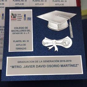 Invitaciones De Graduacion Preparatoria 24 Piezas