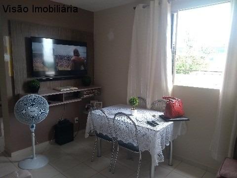 Apartamento Para Venda Mobiliado No Jardim Paradiso Anturio No Tarumã, 2 Quartos, 1 Vaga - Ap00754 - 32286131