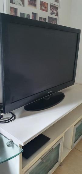 Tv Samsung 46 Lcd Perfeito Estado