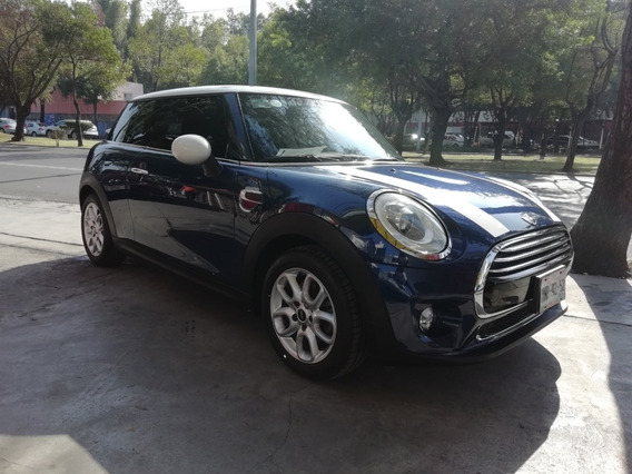 Mini Cooper 1.5 3p Chili L3 T Man Mt Factura De Agencia