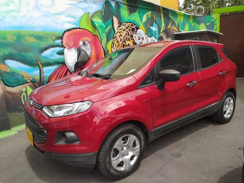 Ford Ecosport Blindada 2015 Unico Dueño
