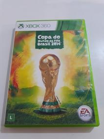 Copa Do Mundo Da Fifa Brasil 2014 Xbox 360 Original Midia Fi