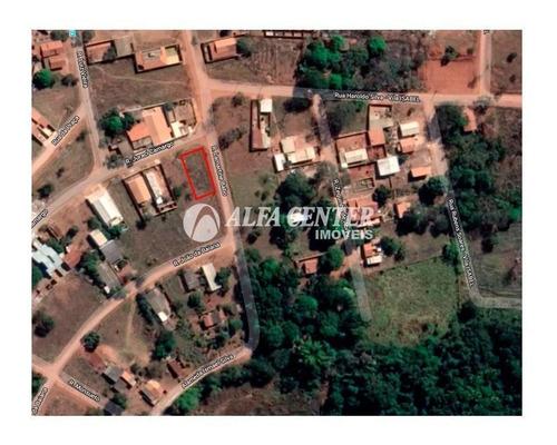 Terreno À Venda, 402 M² Por R$ 80.000,00 - Vila Isabel - Goianira/go - Te0120