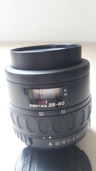 Lente Smc Pentax-f (baioneta)grátis Filtro Polarizador 49mm