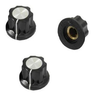 Perilla Tapa Rotativa Para Potenciometro Industrial