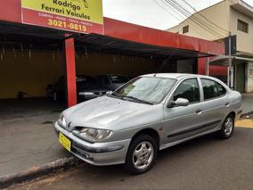 Renault Megane Sedan 2.0 Rt 4p