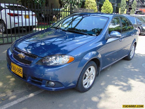 Chevrolet Optra Advance Mt 1800cc 4p [int]