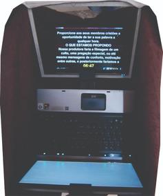 Teleprompter Portátil P/ Notebook