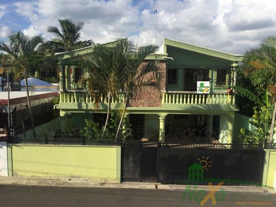 Casa De 2 Pisos De Oportunidad Prox Al Dorado 2 (eac-175)
