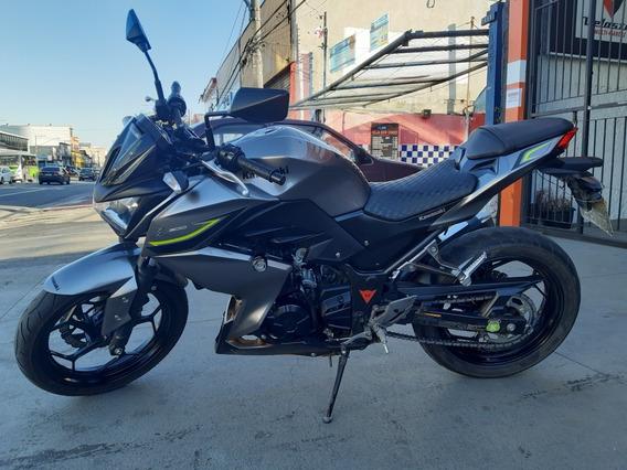 Kawasaki Z 300 Com Baixo Km Super Conservada