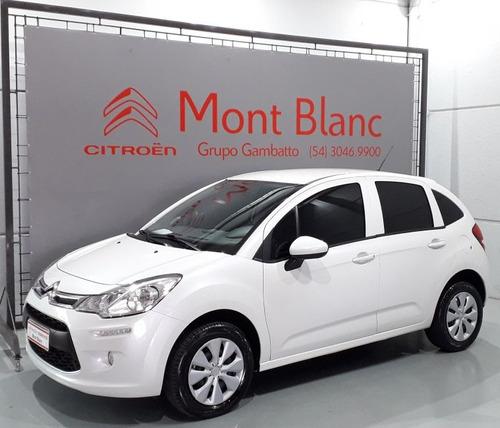 Citroën C3 Attratction 1.6 Aut 2018 Flex
