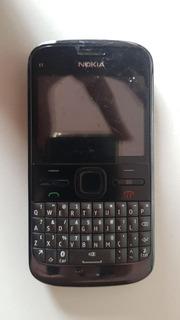 Celular Nokia E5-00.2 Sucata Pra Retirar Peças Ref: X55