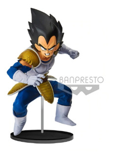 Figura De Acción Dragon Ball Z Vegeta - Original
