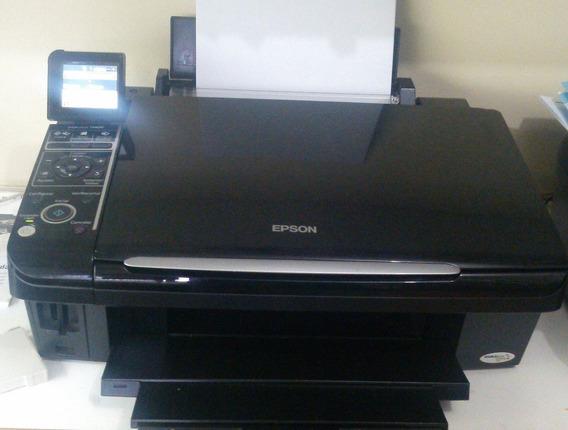Impressora Multifuncional Epson Tx400 Liga Leia Todo Anuncio