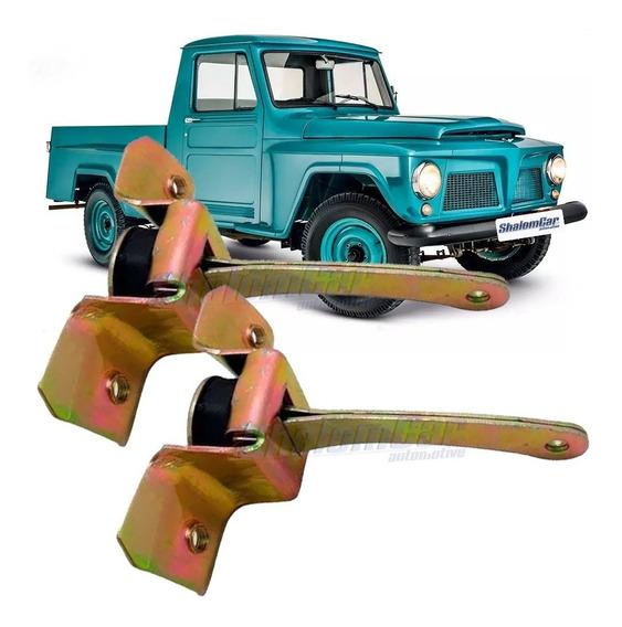 Par Limitador Porta Dianteiro Rural Willys F75