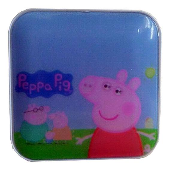 Nuevo Mp3 Reproductor Niñas Peppa Pig Audifonos Sauleventas