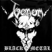 Venom Cd Black Metal