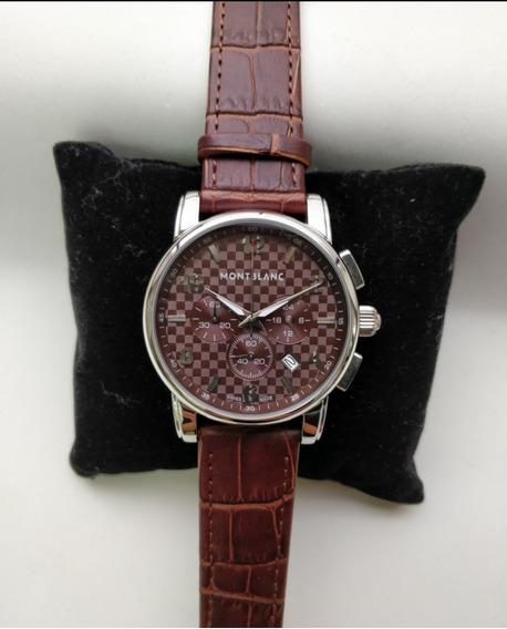 Relógio Montblanc Qualidade Aaa+