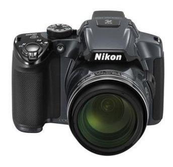 Camara Digital Nikkon Coolpix P520 18mp Tarjeta Sd 16gb